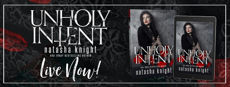 Release Blitz + Review: Unholy Intent by Natasha Knight