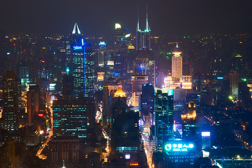 Shanghai Night 02