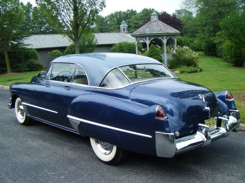 1949 Used Cadillac COUPE DEVILLE SERIES 62 at Find Great ...