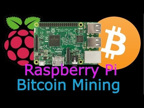 bitcoin a raspberry pi-n