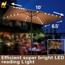 patio umbrella lights | eBay