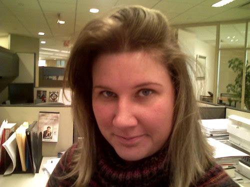 self portrait feb 6 2009