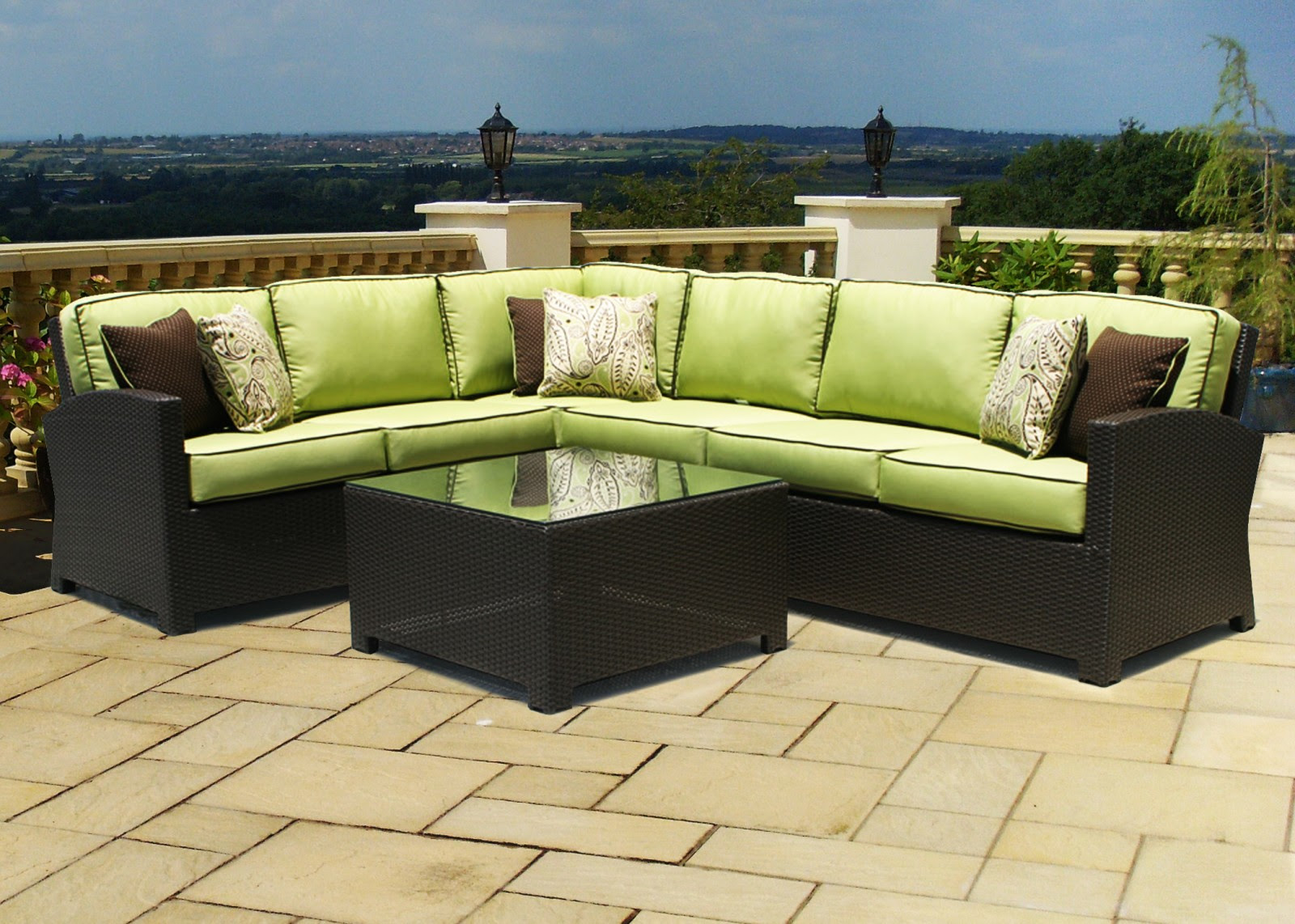Outdoor Sectionals   Hot Tubs, Fireplaces, Patio Furniture ...