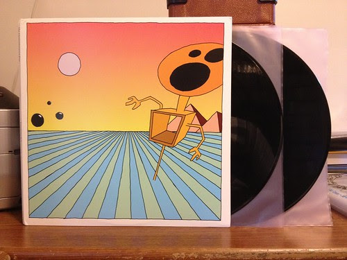 The Dismemberment Plan - Emergency & I 2xLP by Tim PopKid