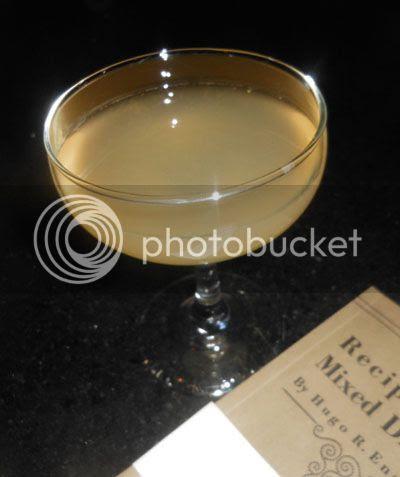 hugo ensslin cocktail