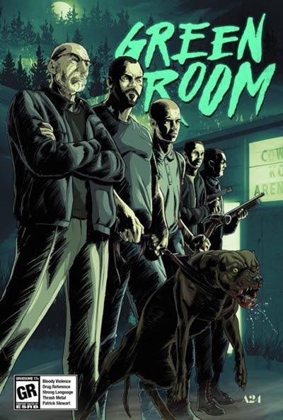 Resultado de imagen de green room
