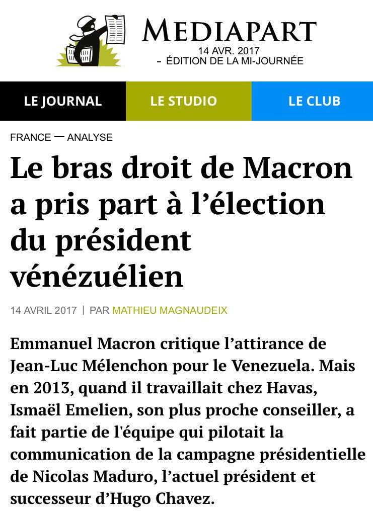 """Résultat de recherche d'images pour """"ismaël emelien maduro"""""""