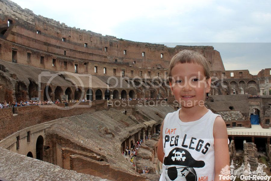 Colosseum Teddy