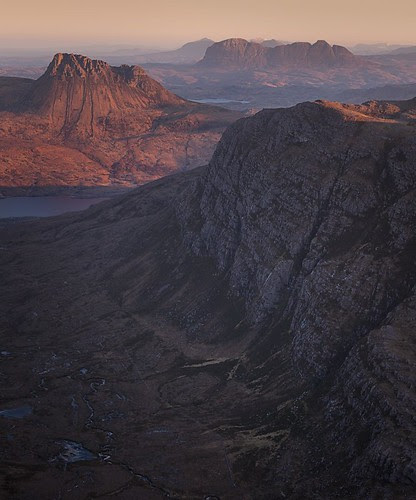 Dawn over Assynt, Sutherland by Billy Currie