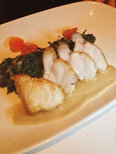 Sautéed Monkfish