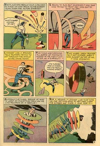 Jack Kirby's comic