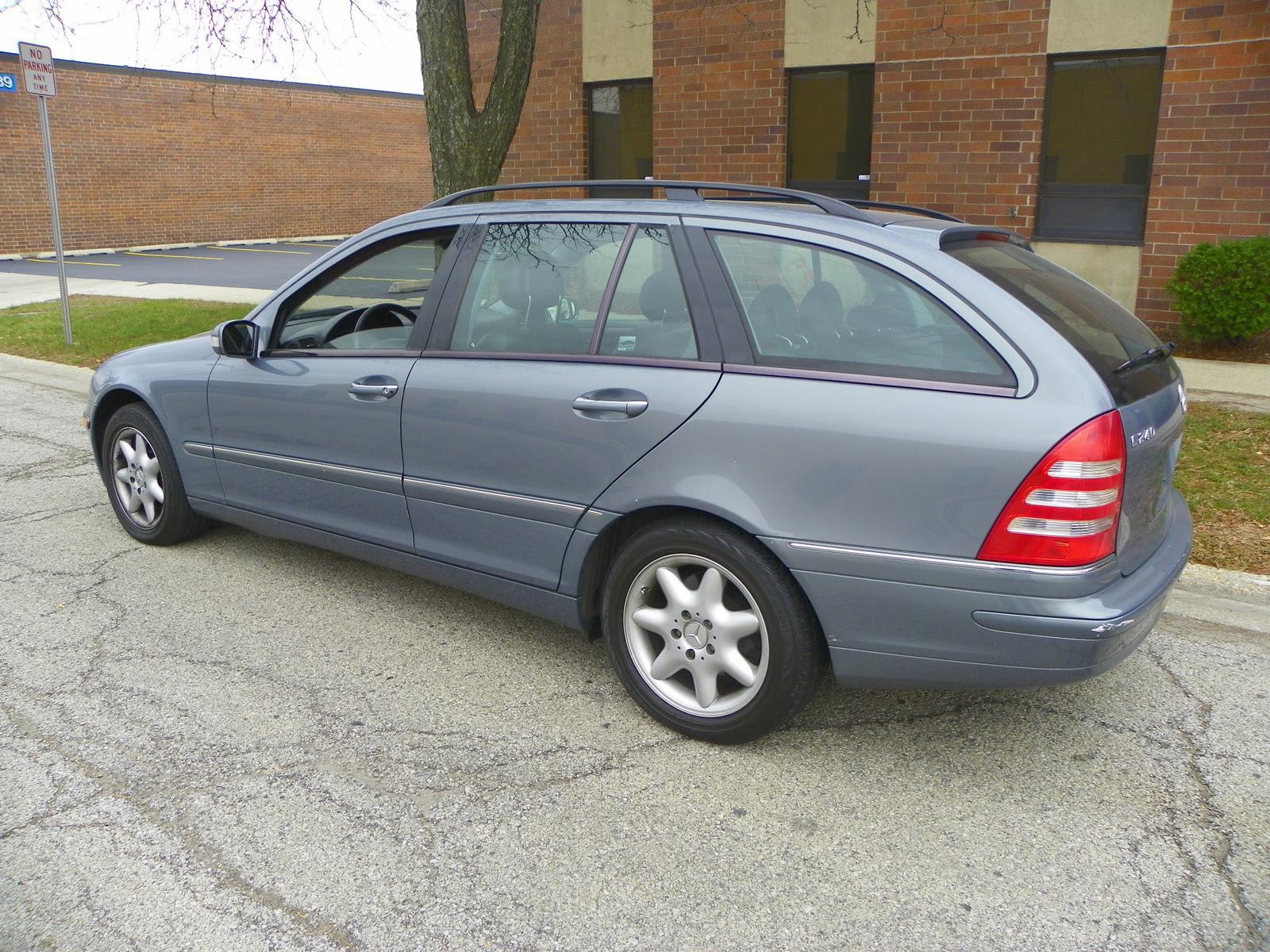 2004 Mercedes-Benz C-Class - Trim Information - CarGurus