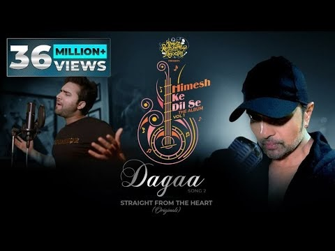 Dagaa (Lyrics) | Himesh Ke Dil Se The Album| Himesh Reshammiya | Sameer Anjaan| Mohd Danish|