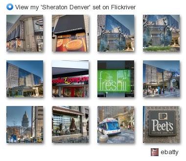 ebatty - View my 'Sheraton Denver' set on Flickriver