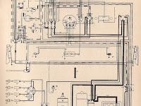 1975 Volkswagen Beetle Wiring Diagram