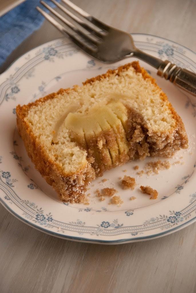 Apple Kuchen 9 685x1024 Apfelkuchen ( Bavarian Apple Cake) for #TwelveLoaves