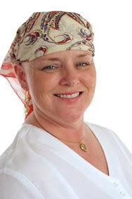 Female Cancer Patient