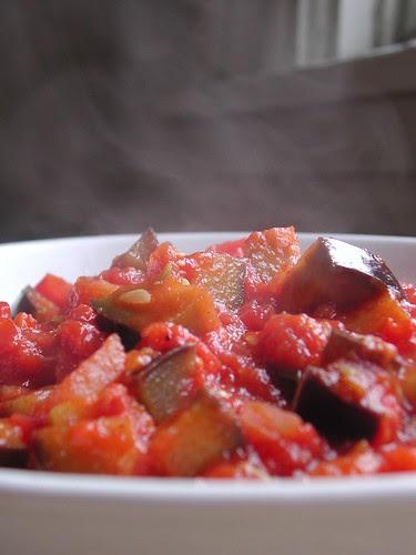 Garden Vegetable Tomato Sauce