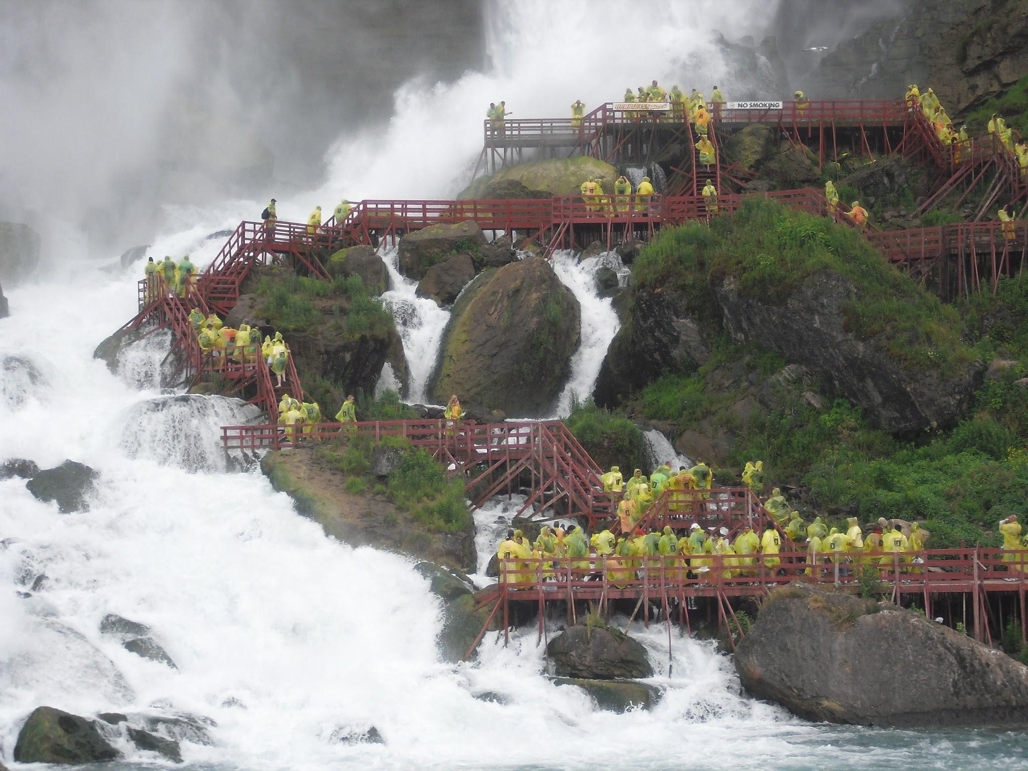 Cave of the Winds - Niagara Falls, NY Image