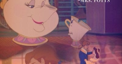 Famous Disney Beauty And The Beast Quotes On Love From Rose