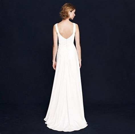 J.Crew Percy Gown Wedding Dress   Tradesy Weddings