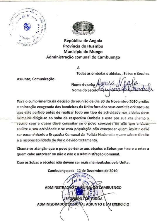 Angola_Huambo_Regulo