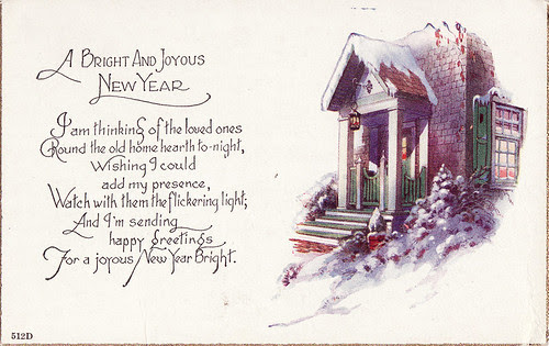 A Bright and Joyous New year
