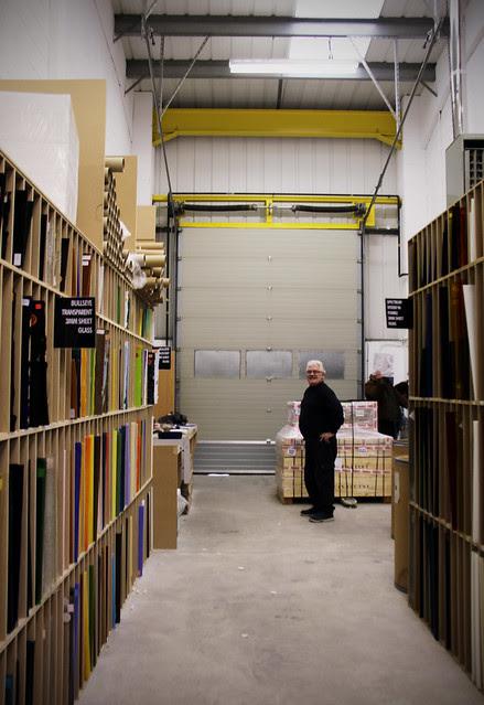 Creative Glass Warehouse