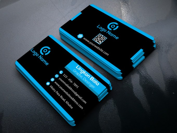 i will design professional 2 sided business card within 24