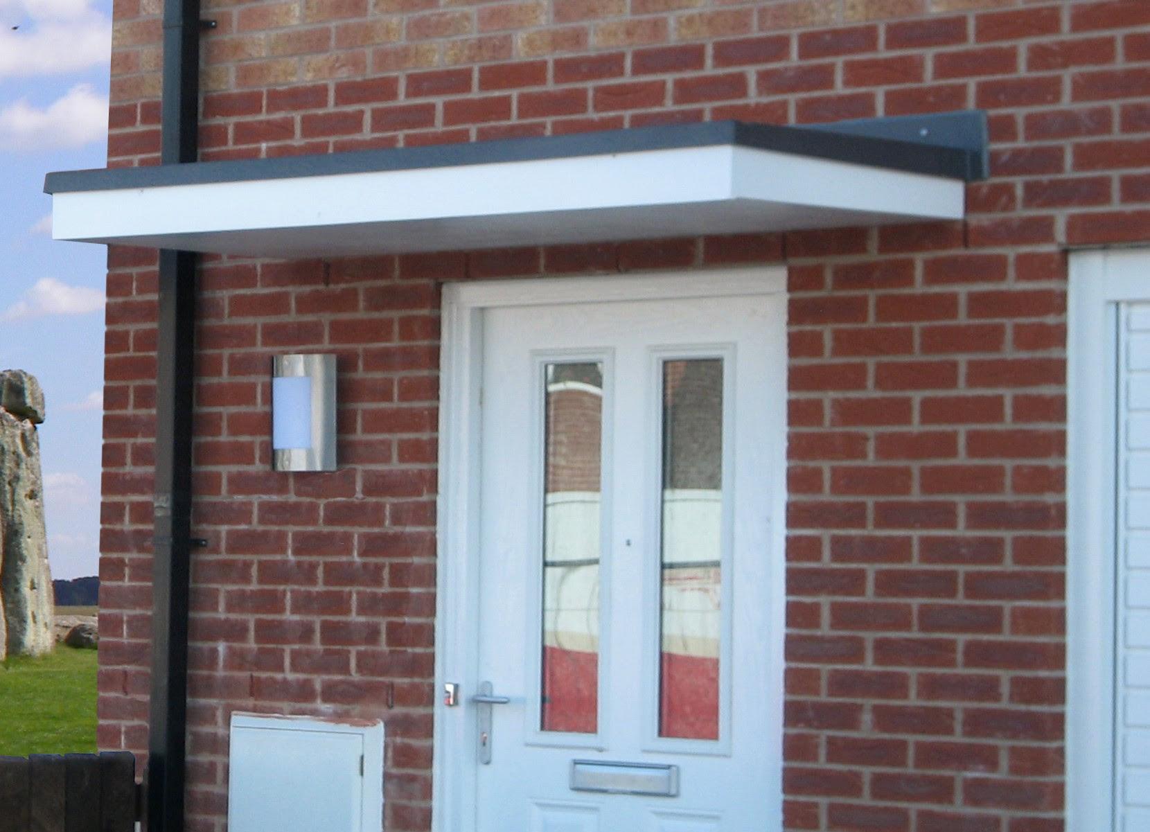 19 Elegant Front Door Awnings