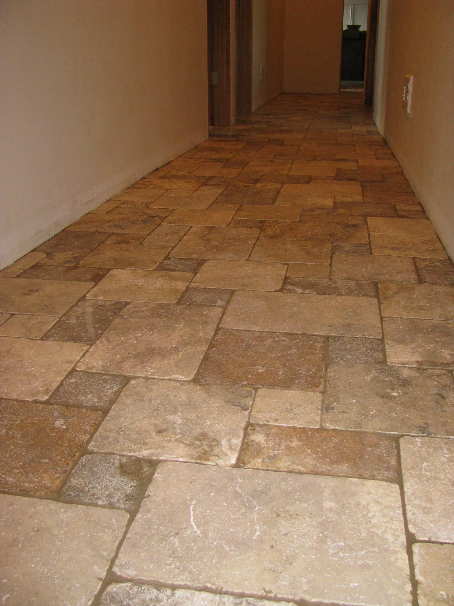 floor travertine 2