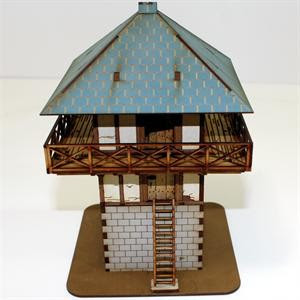 Pre-Painted 28mm Roman Limes Tower