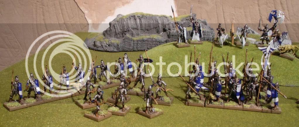 Mantic,Elves