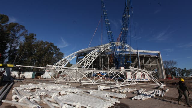 Villa Olímpica: crédito por US$ 160 millones