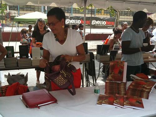 Dr. Julianne Malveaux @ Harlem Book Fair