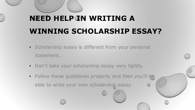 need help with writing a essay