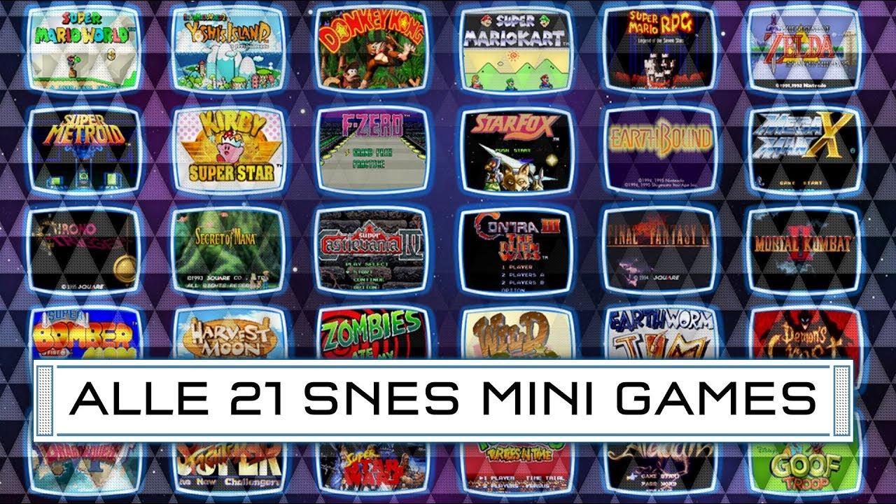 Spiele Mini