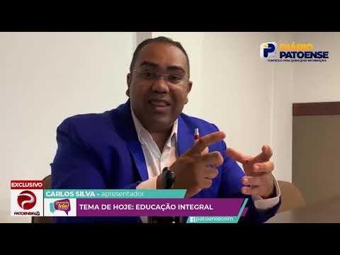 EDUCAÇÃO EM TELA - 8º Ep | Com Carlos Silva