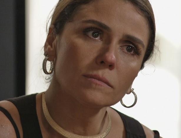 Atena (Giovanna Antonelli) planeja derrubar Gibson (José de Abreu)