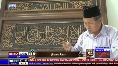 gambar kaligrafi jawaban salam khazanah islam