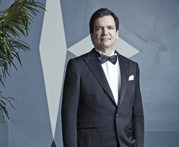 Luiz Alberto Oliveira, o homenageado de 2015 na categoria Artes do Men of the Year (Foto: Jair Lanes)