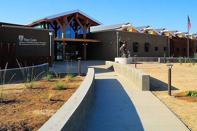 DSCN0508 LEED Platinum: San Luis National Wildlife Refuge Visitor Center