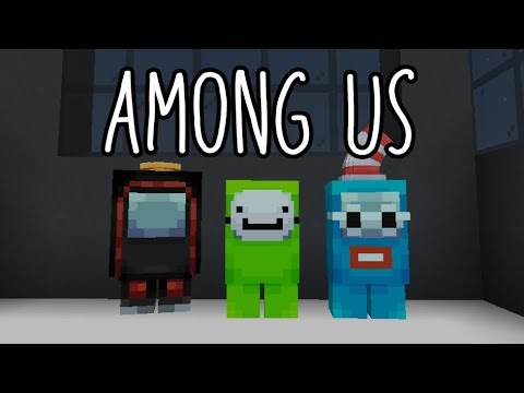 Among Us In Minecraft...