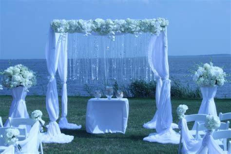 Delores's blog: beach wedding decoration