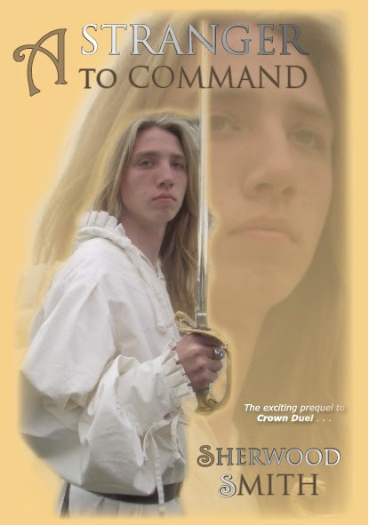 Stranger to Command cover