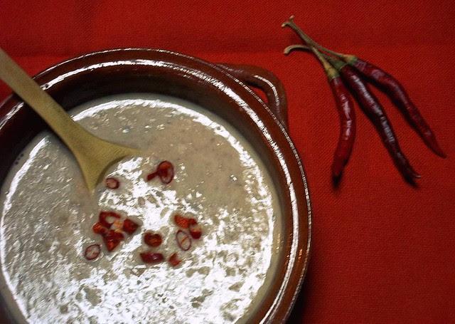Crema de Frijol_Creamy Bean Soup 2