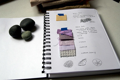 starting a dye journal