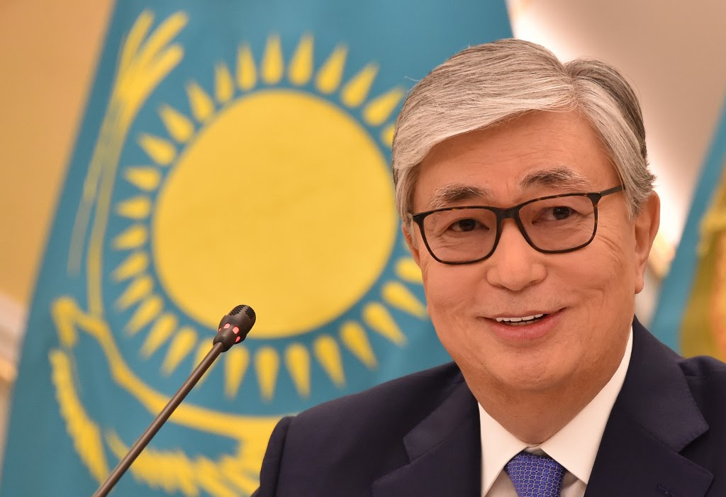 Handpicked successor sweeps Kazakhstan vote criticized by monitor