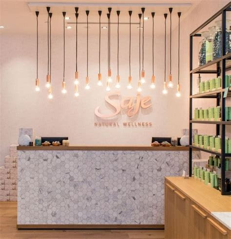 Saje Natural Wellness by Jennifer Dunn Design, Halifax