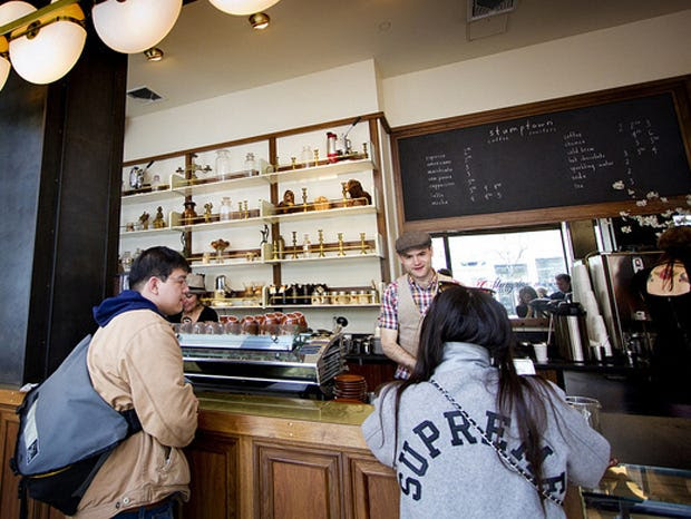 Best Coffee Shops NYC - Business Insider
